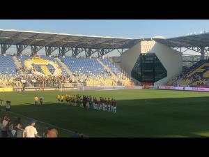 IMAGINI / FC Petrolul – Sportul Snagov 1-1