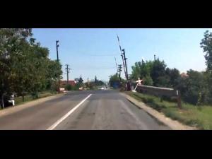 Albești Paleologu: trafic rutier închis pentru efectuarea de lucrări de reparații la trecerea la nivel