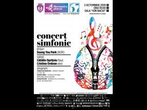 Concert cu doi soliști pe scena Filarmonicii ploieștene