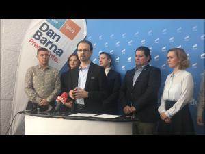 """Mihai Polițeanu, președinte USR Prahova: """"Nu vom primi în USR oameni care, cel puțin în ultimii doi-trei ani, au fost în partidele care au atacat statul de drept"""""""