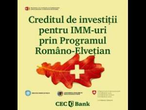 Prahova și Bacău,  singurele județe din țară beneficiare ale programului Româno-elvețian.