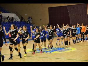 C.S. Activ Prahova, echipa de handbal feminin a județului Prahova, încheie anul 2019 pe locul 2 în Seria C, Divizia A!