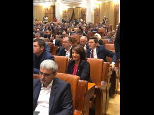 Deputatul Cătălina Bozianu: declaraţia mea politică de astăzi nu este despre politică, ci despre o dramă umană la care statul român asistă impasibil de patru ani