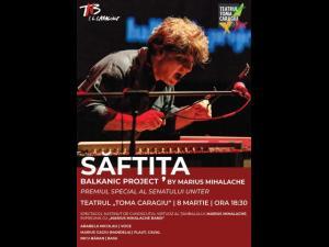 """Concertul """"Saftita"""" revine pe scena Teatrului """"Toma Caragiu"""""""