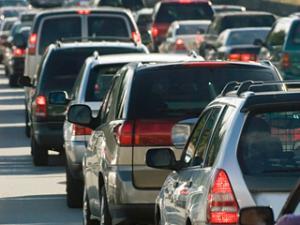 Traficul s-a intensificat pe DN1, la Comarnic. Se merge cu 30 de kilometri pe oră
