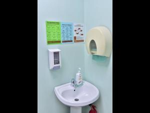 700 de dispensere cu soluții dezinfectante pentru mâini, instalate în toate spațiile publice din cadrul Spitalului Județean de Urgență Ploiești. Ce alte măsuri a luat CJ Prahova!