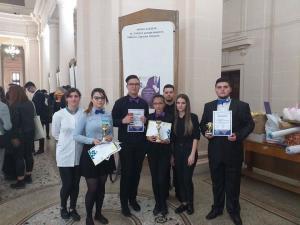 Rezultatele elevilor din Baicoi la Olimpiada de specialitate în domeniul Ecomomic Administrativ