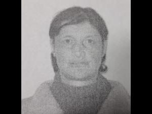 O femeie din Sotrile, data disparuta