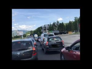 Se reintroduc restricțiile de tonaj (7,5 t) pe DN1 (E60), Ploiești - Brașov