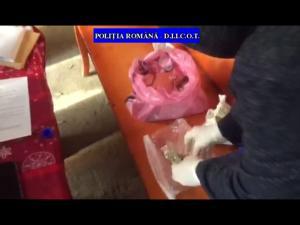 UPDATE Percheziții în Ploiești în cadrul unui dosar penal de trafic de substanțe psihoactive