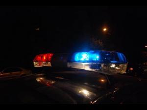 Tânăr teribilist depistat la volan de un echipaj din cadrul  Secției de Poliție Rurală Blejoi