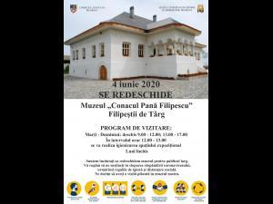 Ce muzeu din Prahova se redeschide din 4 iunie