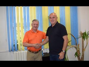 Valeriu Răchită, noul consilier pe probleme de sport, al directorului CSM Ploiesti