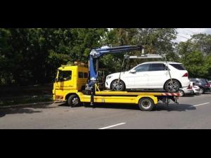 Mașinile parcate neregulamentar în Ploiești vor fi ridicate