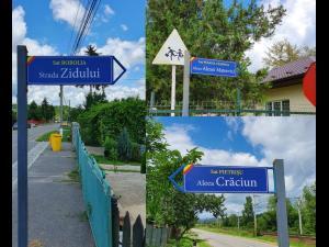 Alin Moldoveanu, primarul din Poiana Campina, a dat in premiera nume strazilor din comuna. Deja se monteaza indicatoare