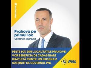 Senatorul Iulian Dumitrescu: 64 din 104 localități din Prahova vor beneficia de cadastru general gratuit în cadrul Programului național de cadastru și carte funciară 2015-2023 (PNCCF) finanţat de Guvernul României