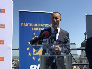 VIDEO: Prahova este primul județ din România în care PNL, USR și PLUS au constituit o alianță! Iulian Dumitrescu, candidatul Alianței PNL – USR – PLUS pentru șefia Consiliului Județean
