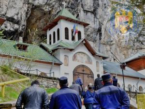 Concertul de Jazz din Peștera Ialomiței va fi vegheat de jandarmii montani
