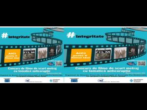 Concurs de filme de scurt metraj cu tematică anticorupție, organizat de DGA