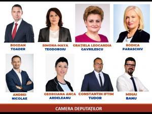 Și PSD Prahova  a depus  dosarele de candidatura pentru alegerile parlamentare