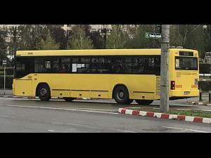 Cum vor circula pe 25 octombrie mijloacele de tranport public in comun din Ploiesti, in contextul manifestarilor organizate de Ziua Armatei Romane