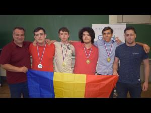 Patru medalii, dintre care trei de aur, la Olimpiada de Informatică a Europei Centrale (CEOI 2017)