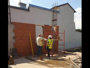 Incep controalele efectuate de inspectorii ITM Prahova la lucrările din domeniul construcţiilor