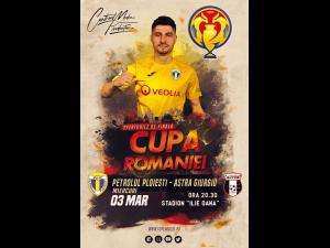Bilete de colecție pentru meciul cu Astra Giurgiu