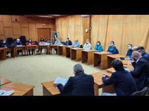 Primarul Alin Moldoveanu s-a întâlnit cu directorii unităților școlare din Câmpina/Vezi ce s-a discutat