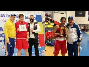 Medalii de aur pentru sportivele CSM Ploiești la Cupa României la Box