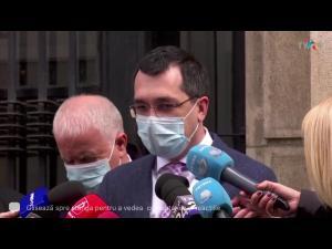 Reacția lui Vlad Voiculescu cu privire la accesul pacienților internați cu COVID-19 la asistență religioasă și la ritualul înmormântării persoanelor decedate, infectate cu SARS-CoV-2
