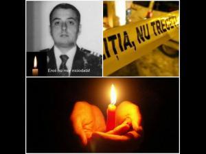 """""""Murim, mamă!"""", poezie scrisă de un jandarm după moartea unui polițist"""
