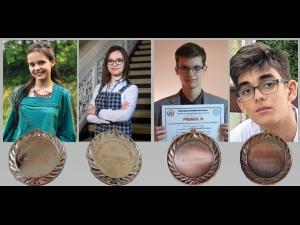 Ploieșteni cu care ne mândrim: elevii ploieșteni medaliați la faza națională a olimpiadei de chimie