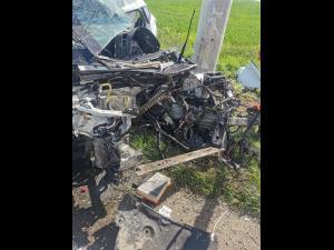 UPDATE: Două persoane au murit/Două persoane încarcerate în urma unui grav accident produs pe DN 1, Liliești