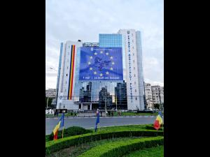 Ziua Europei, marcata la Ploiesti - FOTO