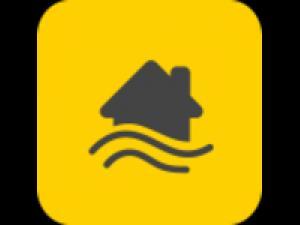 Este emis Cod galben de inundații, valabil și pentru Prahova