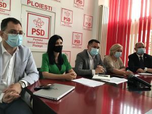 Probleme actuale politice și de administrație aduse in atentia publica de PSD Prahova - VIDEO