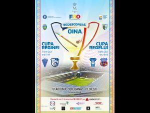"""Cupa Regelui și Cupa Reginei, la oină pe Stadionul """"Ilie Oană"""" Ploiești"""