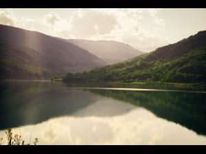 FOTO Povestea Barajului Măneciu
