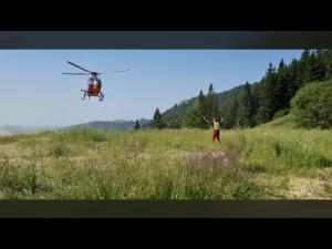 Turist ceh, dat disparut si cautat inclusiv cu elicopterul in Muntii Bucegi, gasit de politie in Gara Brasov