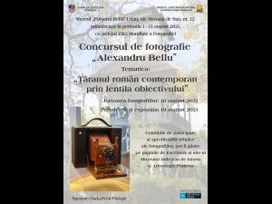 """""""Ţăranul român contemporan prin lentila obiectivului"""", concurs de fotografie organizat la Muzeul Bellu din Urlati"""
