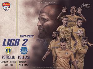 Lotul FC Petrolul și numerele de pe tricouri pentru noul sezon