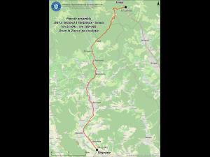 Drumul DN 71 Târgoviște - Sinaia va fi modernizat/Licitația a fost lansată