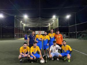 Athletico Râfov a câștigat campionatul amical de minifotbal Prahova 2021