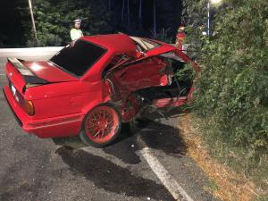 FOTO/VIDEO: Accident pe DN1, la Puchenii Mari