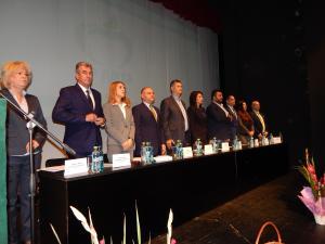 Bogdan Hodorog, reales președintele PMP Ploiești (GALERIE FOTO)