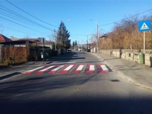 Primăria Ploiești a creat o trecere pietonală 3D în municipiu