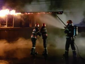 Peste 500 de incendii au avut loc in Prahova anul acesta