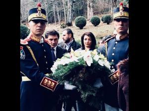 """Catalina Bozianu: """"un ultim omagiu adus Majestății Sale"""""""