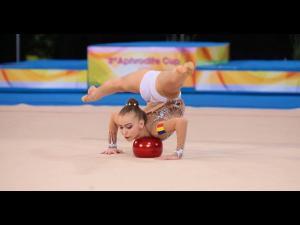 Gimnasta Denisa Stoian s-a calificat la Jocurile Olimpice de Tineret